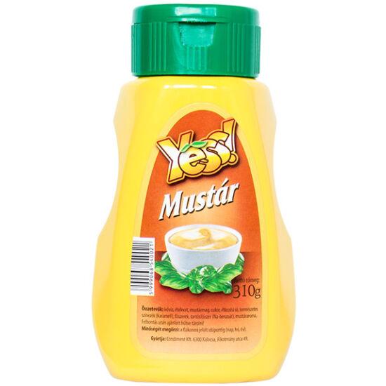 Yess mustár 310 g