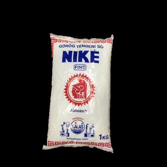 NIKÉ jódozott tengeri só zacskós 1kg